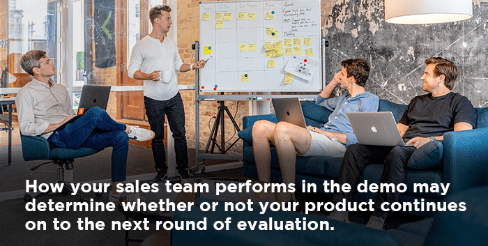 Four Areas Your Sales Teams Must Address to Deliver a Winning Product Demo