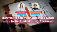 Holistic marketing interview