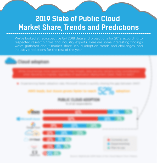2019 State of Public Cloud (preview)