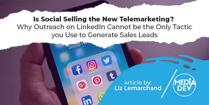 Is Social Selling the New Telemarketing