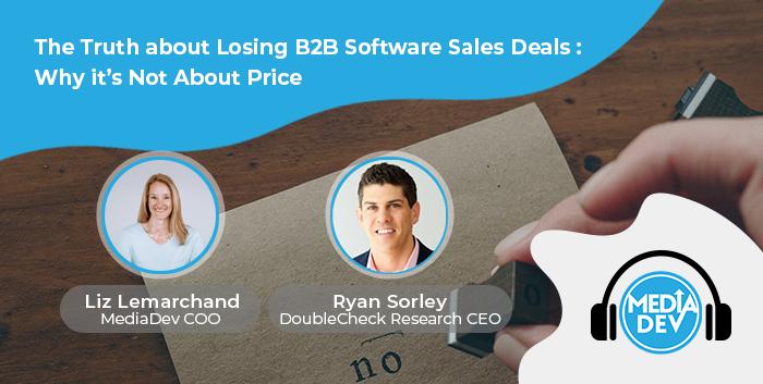 B2B software sales deals